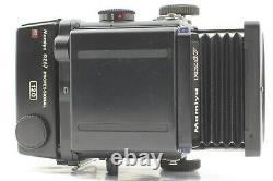 NEAR MINT Mamiya RZ67 Pro Sekor Z 110mm F2.8 120 Back Film Camera Body JAPAN