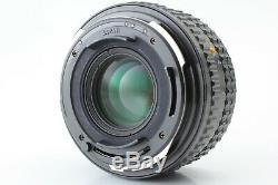NEAR MINT Pentax 645N Camera + A 75mm f2.8 Lens 120 Film Back From JAPAN #253