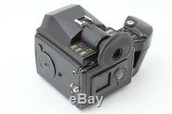 NEAR MINT Pentax 645 Film Camera + A 75mm F2.8 Lens 120 film Back from JAPAN