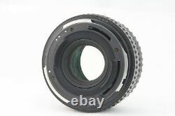 NEAR MINT Pentax 645 Film Camera + A 75mm f2.8 Lens +120 Film Back from Japan