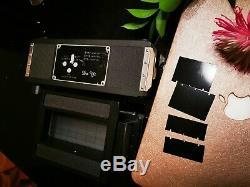NEW DAYI 6x17 6x14 6x12 Multi-Format Roll Film Back 4x5Camera