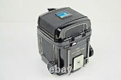 NMint MAMIYA RB67 Pro Body Waist Level Finder 120 Film Back Camera From Japan