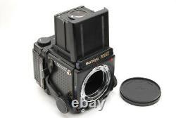 N MINTMamiya RZ67 Pro Medium Format Film Camera 120 + 220 Film Back Japan 1605
