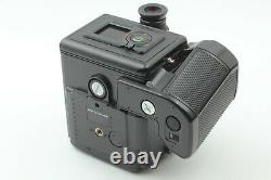 N-MINTPentax 645 Medium Format SLR Film Camera with2 Film Back Strap From JAPAN
