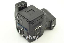 N. MINT+3 Mamiya 645 Pro Camera AE Finder Winder 120 Film Back From JAPAN #1445
