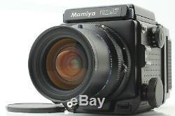 N MINT+3 Mamiya RZ67 Pro Film Camera + Sekor Z 50mm F4.5 W 120 Back From Japan