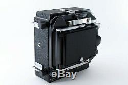 N MINT HORSEMAN VH Medium Format Field Camera + 8EXP 120 Film Back524081