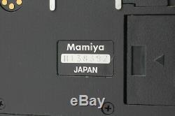 N MINT MAMIYA RZ67 Pro Medium Format Camera Body with 120 Film Back From JAPAN 2