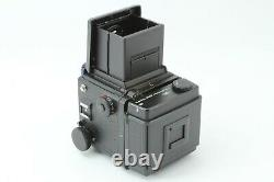 N MINT Mamiya RZ67 Pro II 65 90 180 3Lens Film Back x2 Camera Fr JAPAN a171