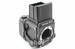 N MINT Mamiya RZ67 Pro Medium Format Camera Waist Level 120 Film Back JAPAN