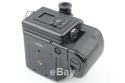 N MINT+Pentax 645N + Film Back 120 Medium Format SLR Film Camera From JAPAN