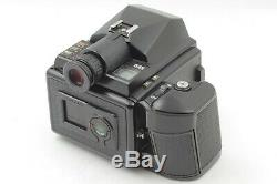 N. MINT Pentax 645 Film Camera with SMC A 150mm F3.5 & 120 Film Back from JAPAN