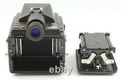N MINT Pentax 645 Medium Format Camera No Battery Grip with 120 Film Back JAPAN