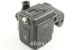 N MINT Pentax 645 NII N II Medium Camera Body with 120 Film Back From Japan