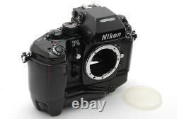 N MINT in BOXNikon F4S Late Model Film CameraMB-21MF-22 Data Back From Japan
