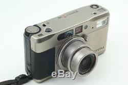 N MINT in CASE Contax TVS Date Back Point & Shoot 35mm Film Camera From JAPAN