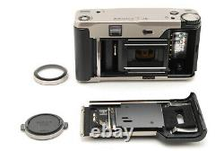 N MINT withCase CONTAX TVS Data Back 35mm Point & Shoot Film Camera From Japan