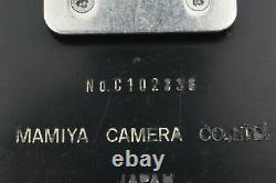 N Mint Mamiya RB67 Pro S Medium Format Film Camera 2 Lens 2 Film Back JAPAN