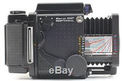 N Mint++ Mamiya RZ67 Pro Camera Sekor Z 90mm F3.5 W 120 Film Back Japan 1144