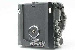 NearMINT Wista 45 D 45D Large Format Film Camera withRoll Film Back Japan #W2064