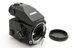 NearMint+Bronica ETRSi 6x4.5 Camera with 120 film back AE-III Finder (408-E779)