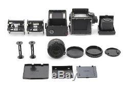 NearMint Mamiya 645 Pro TL Film Camera + 80mm F2.8 N 120 220 back (383-W319)