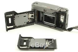 Near MINT Contax T2D T2 D Data Back Titan Black 35mm Film Camera from JAPAN