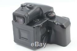 Near MINT MAMIYA 645 Pro TL Camera Body 120 Film Back Winder Grip from Japan