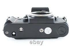 Near MINT Nikon F3HP 35mm Film Camera + MF-14 Data Back From JAPAN #613