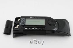 Near MINT Nikon F5 with MF-28 Data Back Film camera Body from JAPAN #HK3252