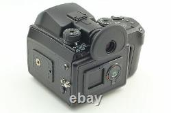 Near MINT Pentax 645N Medium Format Camera Body with 120 Film Back From JAPAN