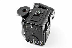Near MINT Pentax 645 Camera SMC A 80-160mm f/4.5 Lens 120 Film Back from JAPAN