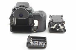 Near MINT Pentax 645 NII Medium Format Camera Body 120 Film Back From JAPAN