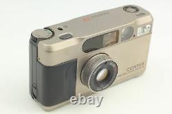 Near MINT in BOX Contax T2 35mm f2.8 Point & Shoot Film Camera Data Back JAPAN