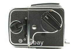 Near MINT withStrap Hasselblad 500C/M CM Camera Body withA12 Film Back From Japan
