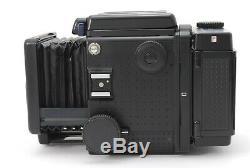 Near MintMamiya RZ67 Pro II Camera with 110mm f/2.8 W 120mm Film Back-#1664