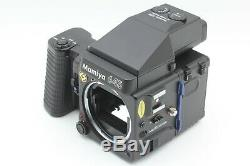 Near Mint++ Mamiya M645 Super Film Camera 80mm f1.9 45mm f2.8 2Lens From Japan