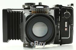 Near Mint Mamiya RB67 PRO SD Camera with CDS Finder, 120 film back JAPAN 0422A