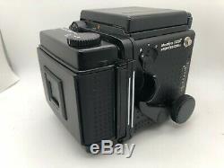 Near Mint Mamiya RZ67 Pro Camera Sekor Z 110mm f2.8 120 Film Back from JAPAN