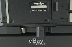Near Mint+Mamiya RZ67 Pro II Film Camera Body with 120 Film Back from JAPAN 402A