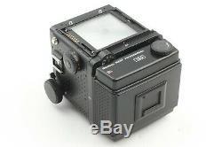 Near Mint Mamiya RZ67 Pro with 120 Film back + Winder Camera Body From Japan 308