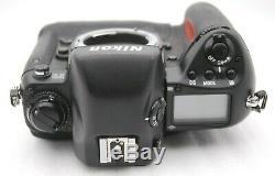 Near Mint NIKON F5 Body S/N 3049375 + MF-28 Data Back Japan SLR Film Camera