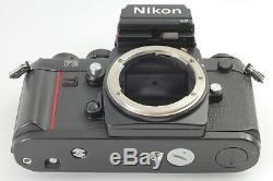 Near Mint Nikon F3 HP 35mm SLR Film Camera w / MF-14 Back Door From Japan 289