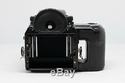Near Mint! Pentax 645N Medium Format Film Camera with 75mm f2.8 and 120 back