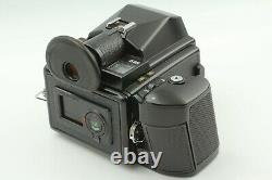 Near Mint Pentax 645 Medium Format Film Camera Body 120 Film Back Strap Japan