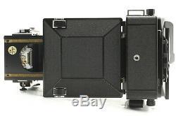 Near Mint Topcon Horseman VH Camera 6x9 120 Film Back 8exp Holder From Japan