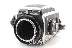 Near Mint Zenza Bronica S2 6x6 Medium Format Camera Body&film Back Set