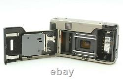 Near Mint in Case Contax TVS II Data Back Point & Shoot Film Camera From Japan