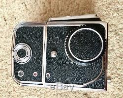 New! Hasselblad Kiev-88 Set VLF+2 Film Backs SLR Medium Format Camera 6x6 Tested