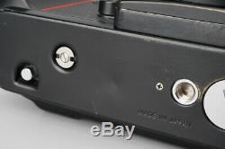 Nikon F3 35mm SLR Film Camera Body with Nikon MF-14 Data Back